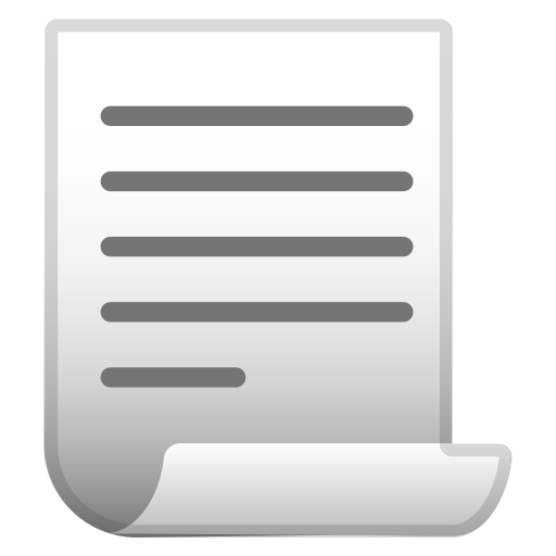 62866-page-with-curl icon