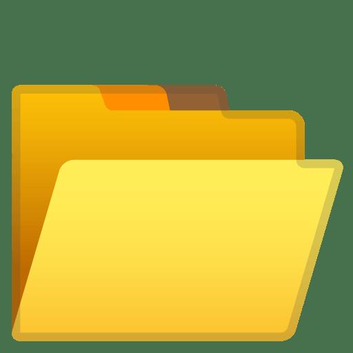 62917-open-file-folder icon