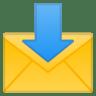 62891-envelope-with-arrow icon