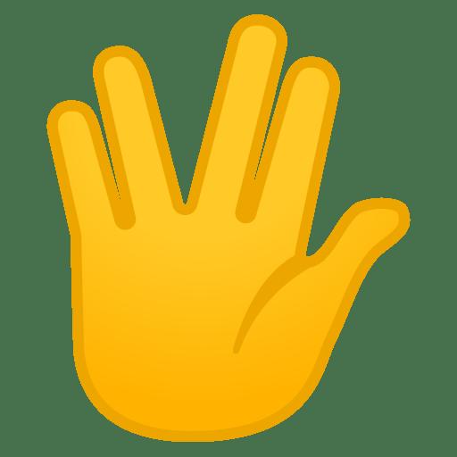 11971-vulcan-salute icon