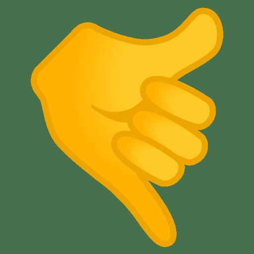 11983-call-me-hand icon