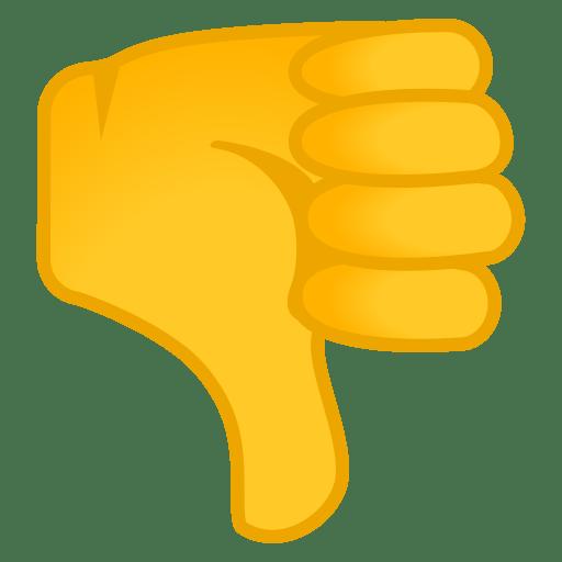 12014-thumbs-down icon