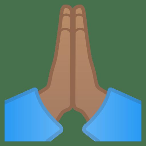 12096-folded-hands-medium-skin-tone icon