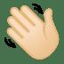 12051-waving-hand-light-skin-tone icon