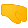 12038-right-facing-fist icon