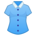 Womans clothes icon