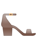 Womans sandal icon