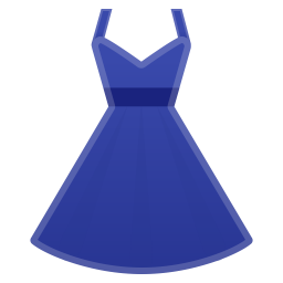 Dress Icon Noto Emoji Clothing Objects Iconset Google