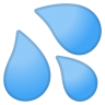 12160-sweat-droplets icon