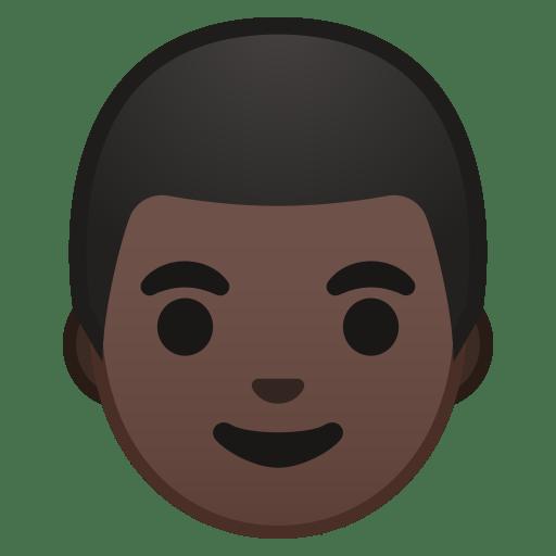 10157-man-dark-skin-tone icon