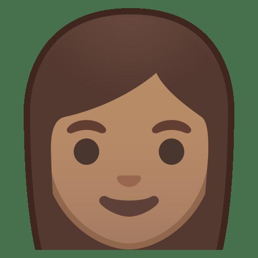 10161-woman-medium-skin-tone icon