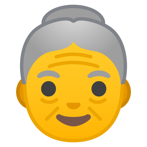 10176-old-woman icon