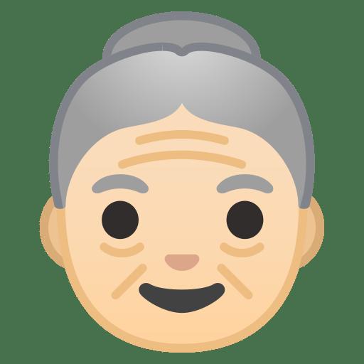 10177-old-woman-light-skin-tone icon