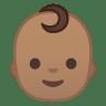 10125-baby-medium-skin-tone icon