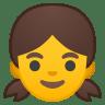 10140-girl icon