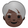 10169-older-adult-dark-skin-tone icon