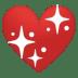 12142-sparkling-heart icon