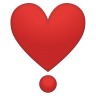 12154-heavy-heart-exclamation icon