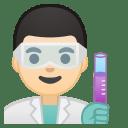 10315-man-scientist-light-skin-tone icon