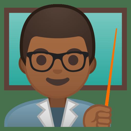 10222-man-teacher-medium-dark-skin-tone icon