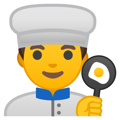 10266-man-cook icon