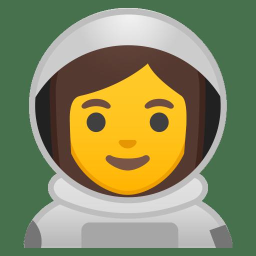10392-woman-astronaut icon