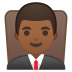 10239-man-judge-medium-dark-skin-tone icon