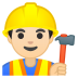 10514-man-construction-worker-light-skin-tone icon