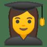 10212-woman-student icon