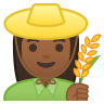 10264-woman-farmer-medium-dark-skin-tone icon
