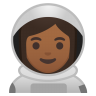10396-woman-astronaut-medium-dark-skin-tone icon
