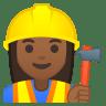 10532-woman-construction-worker-medium-dark-skin-tone icon