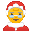 Mrs. Claus icon