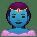 10927-woman-genie icon