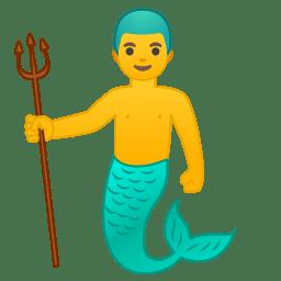 Merman icon