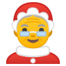 10709-Mrs.-Claus icon