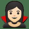 10844-woman-vampire-light-skin-tone icon