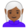 10910-woman-elf-medium-dark-skin-tone icon