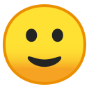 10021-slightly-smiling-face icon