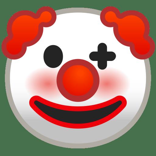 10094-clown-face icon