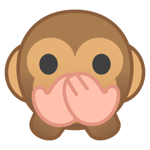 10116-speak-no-evil-monkey icon