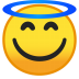 10082-smiling-face-with-halo icon