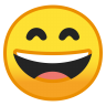 10006-grinning-face-with-smiling-eyes icon