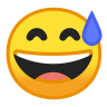 10007-grinning-face-with-sweat icon