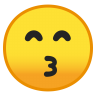 10017-kissing-face-with-smiling-eyes icon