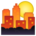 Sunset icon