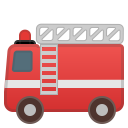 Fire engine icon