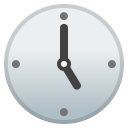 Five o clock icon