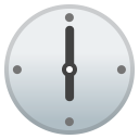 Six o clock icon