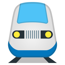 Train Icon Noto Emoji Travel Places Iconset Google